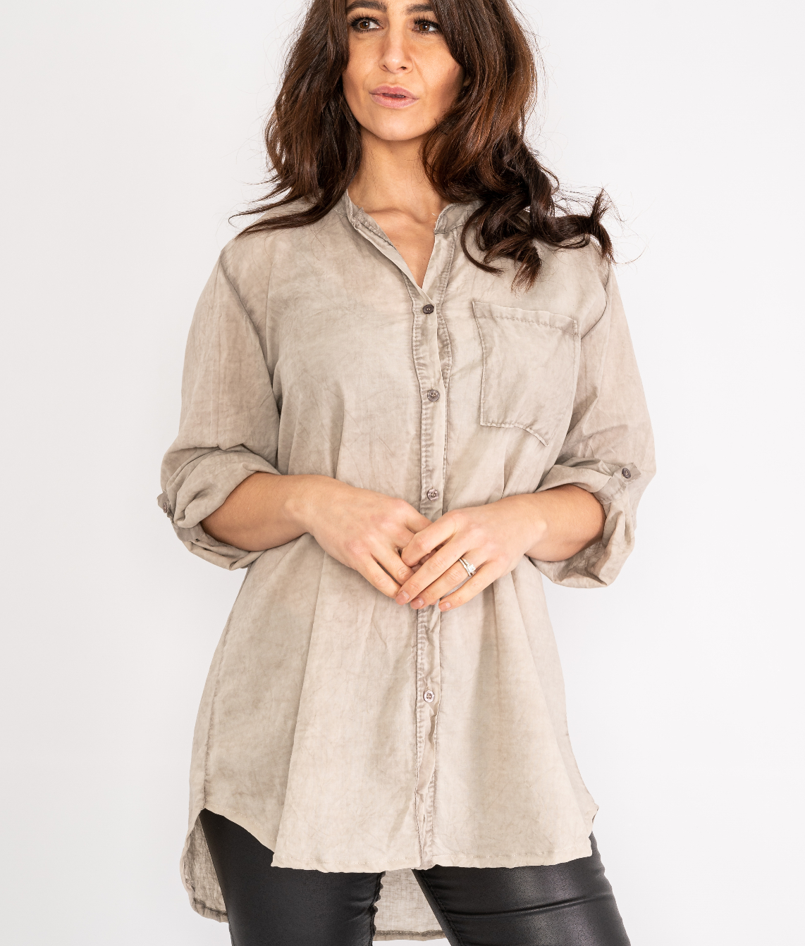 Button up blouse Lucy Sparks